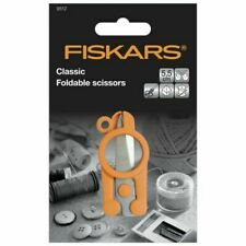 Fiskars Foldable Mini Scissors 10cm - Embroidery Sewing Key Ring