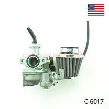New Carb Carburetor & Air Filter Fit Honda Mototcycles CT110 1980-1986 US Seller