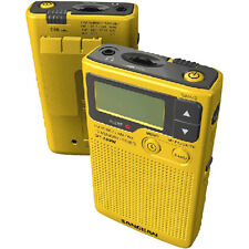 Sangean Dt-400w Digital Am/fm Pocket Radio With Weather Alert (sandt400w)