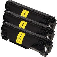 3 pack CRG-128 Toner Cartridge For Canon 128 ImageClass MF4412 MF4420n MF4450