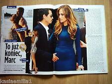 JENNIFER LOPEZ in Show 17/2011 Polish magazine