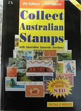 Collect Australian Stamps with Australian Arctic Territory: 9th Edition..Pb.1994