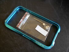 Cleave Aluminium iPhone Bumper CASE 4S 4 4G Cover Case Blue