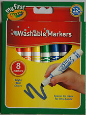 Crayola My First Washable Marker- CRL-8109