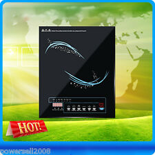 New listing New Black High-Quality Household Appliance Touch Sensor Control Induction Cooker