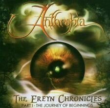 Anthropia - The Ereyn Chronicles Part 1 ( CD ) NEW / SEALED