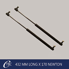 1 Pair Gas Strut / Springs 432mm - 170n Caravan Camper Trailer Canopy Toolboxes