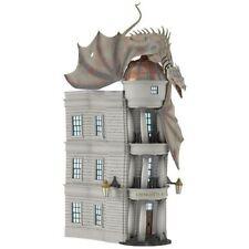 2017 Hallmark HARRY POTTER Gringotts Wizarding Bank Ornament  Dragon