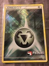 Metal Energy 95/95 Holo Play Pokemon League Promo Mint Ex Rare Call Of Legends