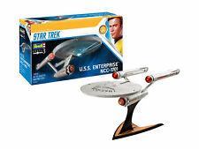 Star Trek USS Enterprise TOS 1/600 model kit Revell 04991 + LED lighting kit