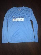 Men's Official San Francisco Marathon Running Shirt Long Sleeve Large L