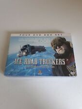 Ice Road Truckers Season 2 4 Disc Dvd Boxset Brand New&Sealed Gift Set Complete