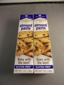 Odense Almond Paste, 7-ounce (Pack of 2) 7 Ounce BB 2022
