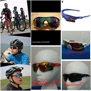 USA -Outdoor Sport Cycling Bicycle Bike Riding Sun Glasses Eyewear Goggle UV400