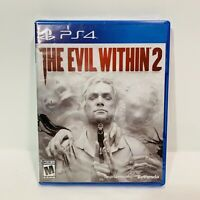 PlayStation 4 PS4 THE EVIL WITHIN 2 - Brand New Sealed - Free Shipping 🔥🚐