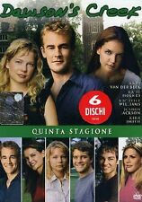 Dawson's Creek - Stagione 5 (6 Dvd) SONY PICTURES