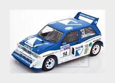 1:18 IXO Mg Metro 6R4 #14 Rally Rac Lombard 1986 Liewellin Short 18RMC068C.20 Mo