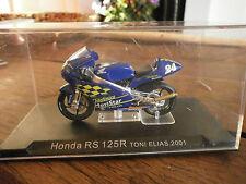 IXO Honda RS 125R Toni Elias 2001