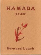 RARE 1975 1st ED HAMADA POTTER MERRITT ISLAND POTTER MEL CASPER ESTATE VG COND