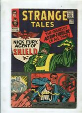 STRANGE TALES #135 - FIRST SHIELD (4.5) -1965