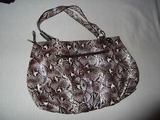 Chic original PICARD Damenhandtasche Umhängetasche Schlangenlederoptik 2xbenutzt