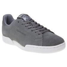 68aeea224cf New MENS REEBOK GRAY Npc Ii SUEDE Sneakers Retro