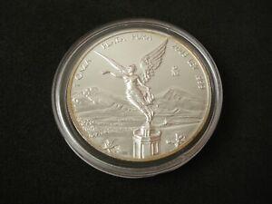 Mexico, 1 onza, ounce, 2003, silver, Libertad, BU