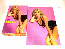 Vintage 1978 complete Suzanne Somers Chrissy THREE'S COMPAN jigsaw puzzle