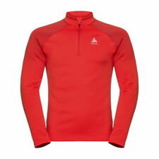 Odlo Men/'s Oberalp Running Active-Wear Fitness Sweater Jacket Top