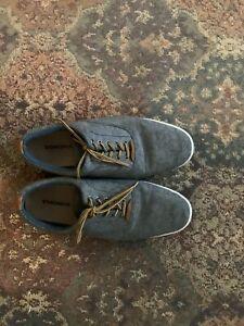 Sonoma Men's Shoes Lightweight Canvas Textile 11