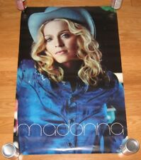 "Madonna hu 00004000 ge wall Poster Cowgirl Music 22"" x 34"""