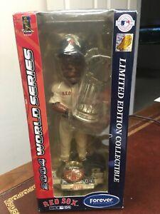 "David ""Big Papi"" Ortiz Boston Red Sox 2004 World Series champion forever bobbleh"