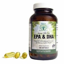 Natural Nutra - EPA, DHA, and Fish Oil Omega 3 Fatty Acids