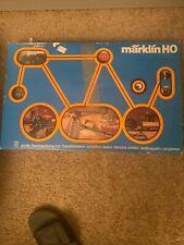 HO Brass Marklin Vintage Original 2950 type Railway Model Set