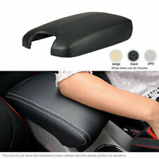 For 2008-2012 Honda Accord Crosstour Armrest Cover Complete Kit Console Black