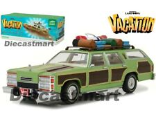 1979 FAMILY TRUCKSTER WAGON LAMPOON'S VACATION W/LUGGAGE 1:18 GREENLIGHT 19031