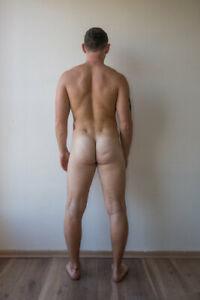 """""""Felix""""  Signed Art Photograph by Igor Zeiger. Gay interest. 15 x 21 cm / 6 x 8"""