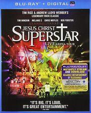 NEW  BLU RAY - JESUS CHRIST SUPERSTAR - ANDREW LLOYD WEBBER, TIM RICE - 5.1AUDIO