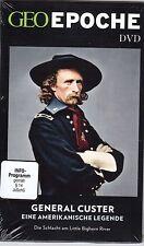 GEO Epoche / DVD / General Custer / Amerikanische Legende / Neu / OVP