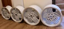"""4x BMW Alpina Ronel 19"""" D01 Alloy Wheels 2x9.5J 2x8.5J"""