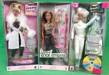 Janay Doll Lot*Janay Cool Streak ,Ultra Diva & Future World From Integrity Toys