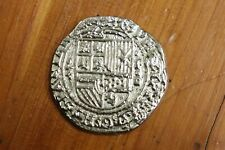 Atocha Treasure Coin Replica ~ As Is ~ No Markings ~ No Jewelry Settings