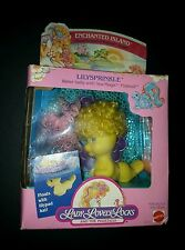 Lady Lovely Locks Lilysprinkle Water Baby New Rare
