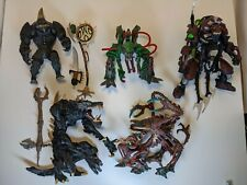 Mcfarlane spawn action figures loose lot. Vertebreaker, Mutant, Mangler, more