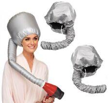 Portable Soft Hair Drying Salon Cap Bonnet Hood Hat Blow Dryer Attachment