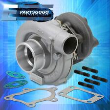 T3/T4 T04E Turbo/Turbocharger .57 A/R Quick Spool Torque Compressor 5Bolt Flange