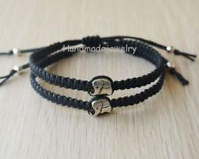 New Elephant Charm Bracelets for Couples Bracelet Christmas gift Friendship gift
