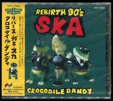 Crocodile Dandy - Rebirth 90's Ska JAPAN CD OBI 1994 Nyam Up - COCY-78253 RARE
