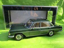 Mercedes-Benz 280 SE  1968  grün metallic  Norev  Maßstab 1:18  NEU  OVP