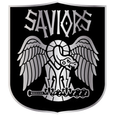 THE WALKING DEAD Saviors Faction Pin
